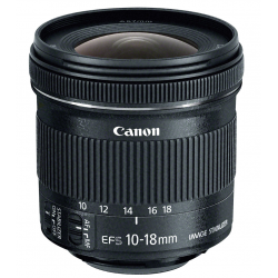 10-18mm f/4.5-5.6 IS STM (9519B005AA) objektiv Canon
