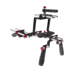 SHAPE BLACKMAGIC SHOULDER MOUNT - OFF SET