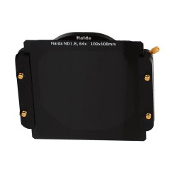 Haida ND1.8, 64x Optical Glass ND Filter, 100x100mm