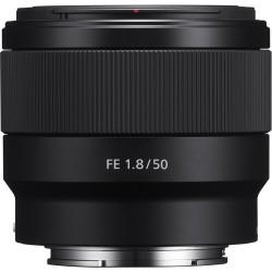 Sony FE 50mm F1.8 (SEL50F18F)