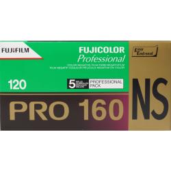Fujifilm Pro 160 NS 120 - 5 kom