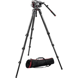 Manfrotto 509HD + 536K komplet