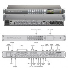 Blackmagic SWATEMPSW1ME4K ATEM 1 M/E Production Studio 4K