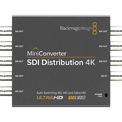 Blackmagic CONVMSDIDA4K Mini Converter - SDI Distribution 4K