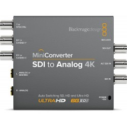 Blackmagic CONVMASA4K Mini Converter - SDI to Analog 4K