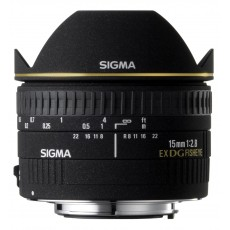 Sigma Fisheye 15mm F2.8