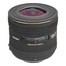 Sigma Fisheye 4.5mm F2.8