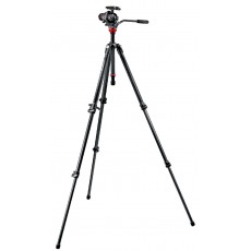 Manfrotto 755CX3-M8Q5 Set: 755CX3, MH055M8-Q5 Foto-Video Kopf