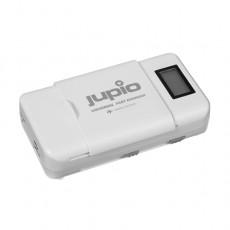 Jupio univerzalni hitri polnilnik baterij World Edition