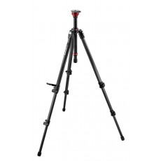 Manfrotto 755CX3 MDEVE-Video-stojalo z 50 mm Nivellierhalbschale