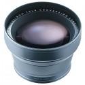 Fujifilm TCL-X100S Tele Angle Lens srebrne barve