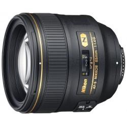 Nikon AF-S 85mm f/1,4G NIKKOR