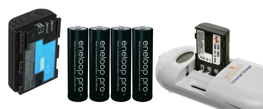 Baterije in napajanje