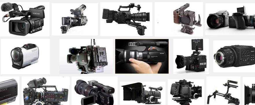 Kamere in kamkorderji