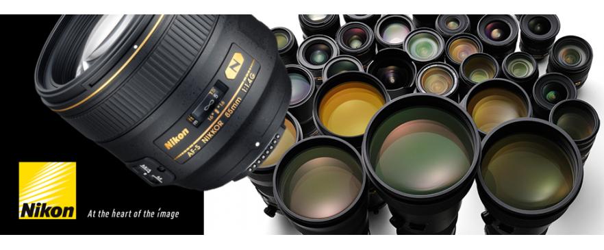 Nikon objektivi