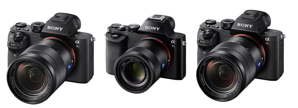 Sony fotoaparati