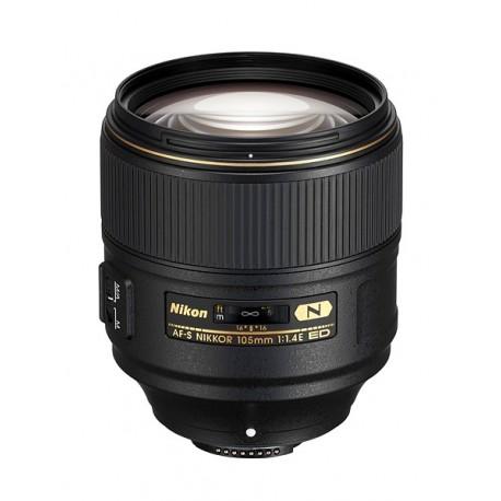 AF-S 105 mm 1:1,4E ED Nikon