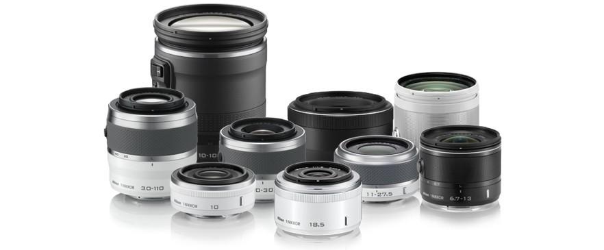 Nikon 1 Nikkor objektivi