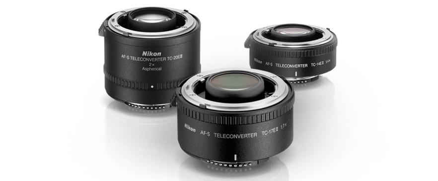 Nikon telekonverterji