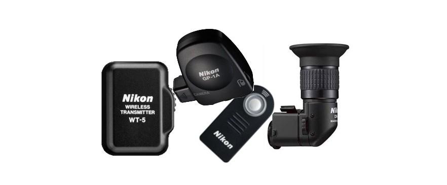 Nikon povezovalna oprema