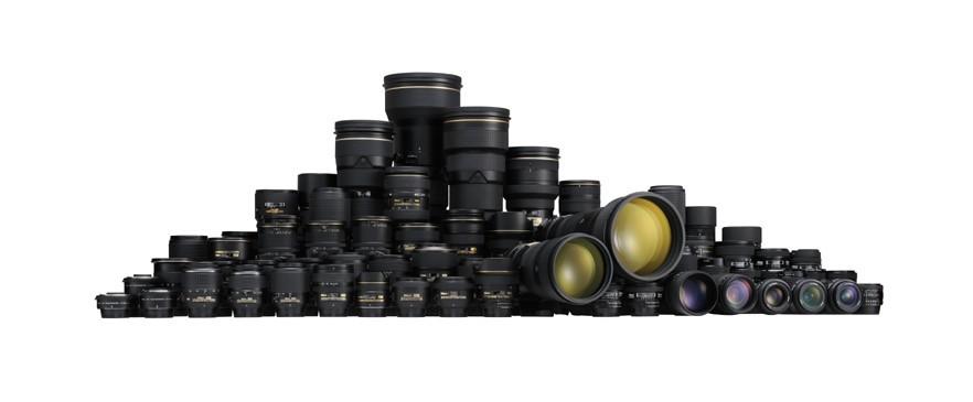 Nikon objektivi Nikkor
