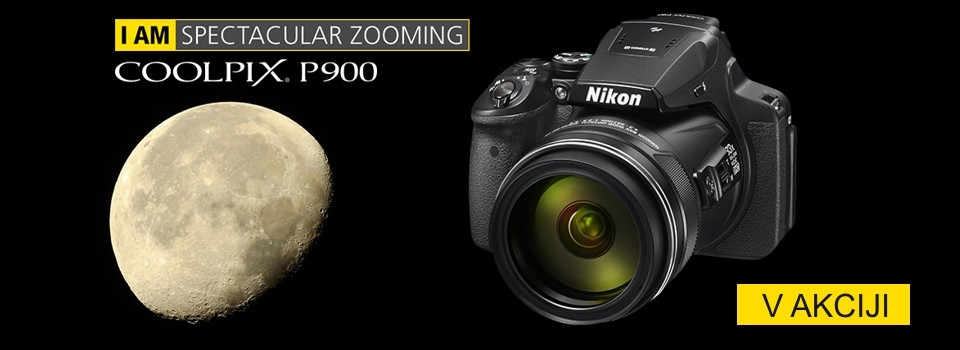 Nikon P900 akcijski komplet
