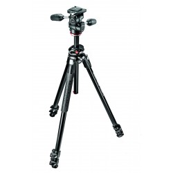 Manfrotto komplet: MK290DUA3-3W 290 DUAL Kit