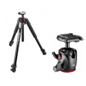 Manfrotto MT055XPRO3 + MHXPRO-BHQ2 + torba