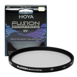 Hoya Fusion UV Antistatic filter