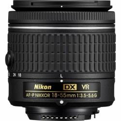 Nikon AF-S DX 18-55mm f/3,5-5,6G VR II  NIKKOR