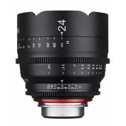 Samyang XEEN 24mm T1.5 Cine Lens