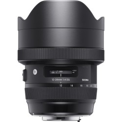 Sigma 12-24mm f/4 A DG HSM