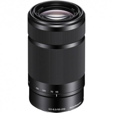 Sony E 55–210 mm F4,5–6,3 OSS (SEL55210)