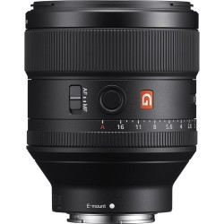 Sony FE 85 mm F1,4 GM (SEL85F14GM)