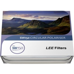 LEE 150 x 150mm SW150 Circular Polarizer Filter