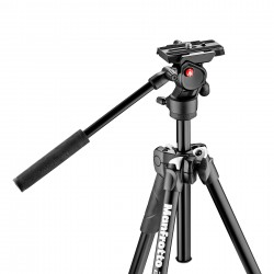 Manfrotto MK290LTA3-V 290 Light video kit z glavo MVH400AH
