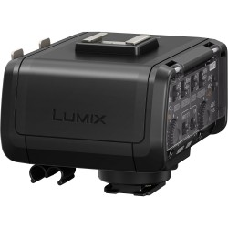 Panasonic Lumix GH5 XLR1 Microphone Adapter