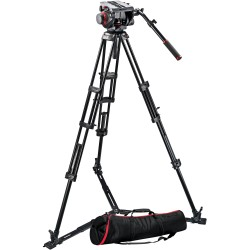Manfrotto 509HD + 545GBK komplet