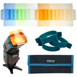 Rogue Flash Gels: Color Correction Filter Kit