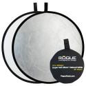 Rogue 80cm odbojnik 2v1 super soft srebrna / naravno bela