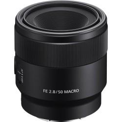 Sony FE 50 mm F2.8 Macro (SEL50M28)