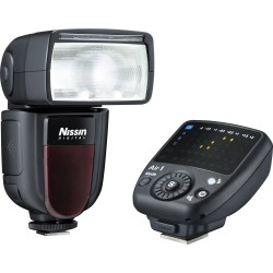 Nissin Di700A bliskavica + commander air 1