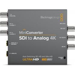 Blackmagic CONVMASA4K Mini Converter - SDI to Analog 4K