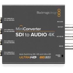 Blackmagic CONVMCSAUD4K Mini Converter - SDI to Audio 4K