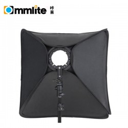 Commlite komplet za bliskavice s softboxom 60x60cm