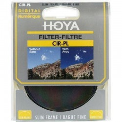 Hoya C-PL slim filter
