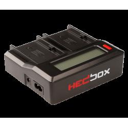 REDPRO RP-DC50 Digitalni dvojni polnilnik BP-U baterij