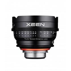 Samyang XEEN 16mm T2.6 Cine Lens PL mount