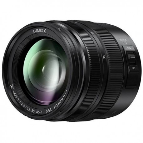 Panasonic LUMIX G X Vario 12-35mm F2.8 II ASPH. / Power O.I.S.