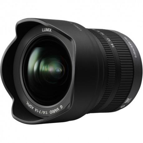 Panasonic Lumix G Vario 7-14mm f/4 ASPH.